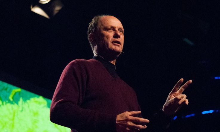 Ocean explorer Robert Ballard takes us on a mindbending trip to hidden worlds underwater, where he and other researchers are finding unexpected life, resources, even new mountains. He makes a case for serious exploration and mapping. Google Ocean, anyone?