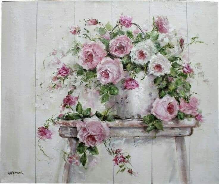картинки розы в стиле шебби шик хотела