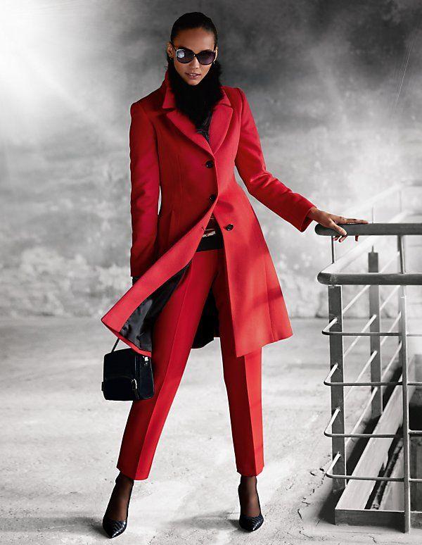 Korte mantel | Madeleine Mode