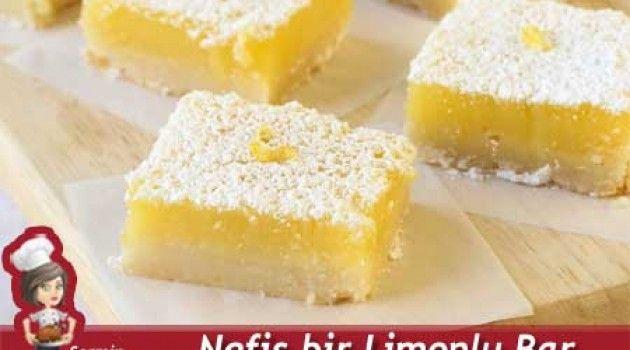 Limonlu Bar Tarifi.