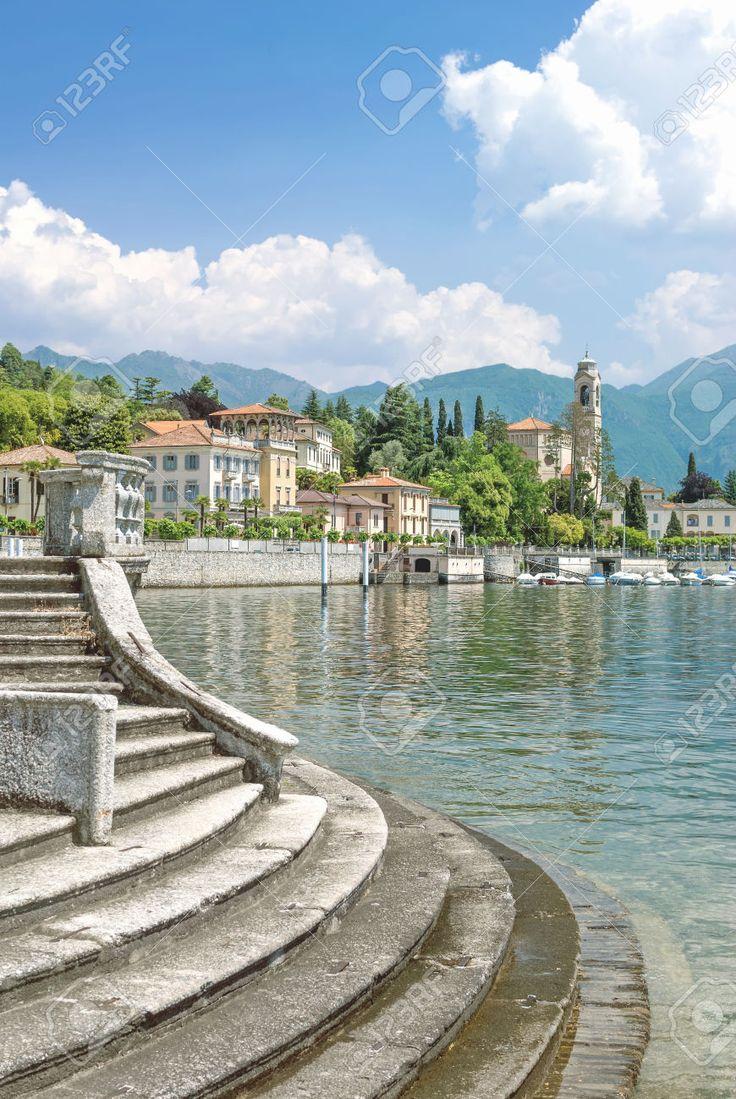 Tremezzo, Como Gölü, İtalyan Göller Bölgesi, Lombardiya, İtalya Hazır Fotoğraf, Resim Ve Royalty Free Görüntü. Görüntü 39.081.805.