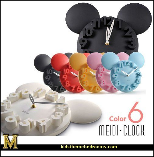 Decorating theme bedrooms - Maries Manor: Mickey Mouse bedroom ideas - Minnie Mouse bedroom decorating - Mickey Mouse bedding - Minnie Mouse Bedding