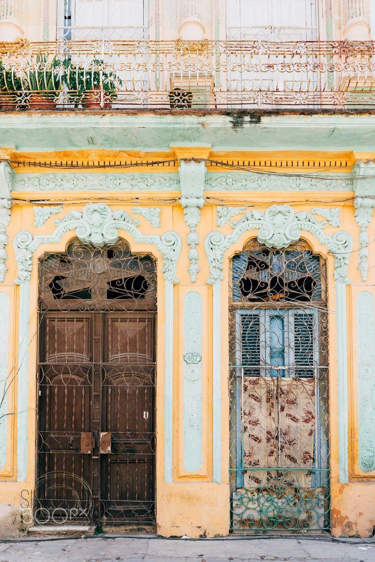 Doors of Havana - www.simonedf.com