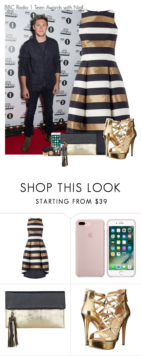 """""""BBC Radio 1 Teen Awards with Niall"""" by fangirl-preferences ❤ liked on Polyvore featuring BeckSöndergaard and GUESS"""