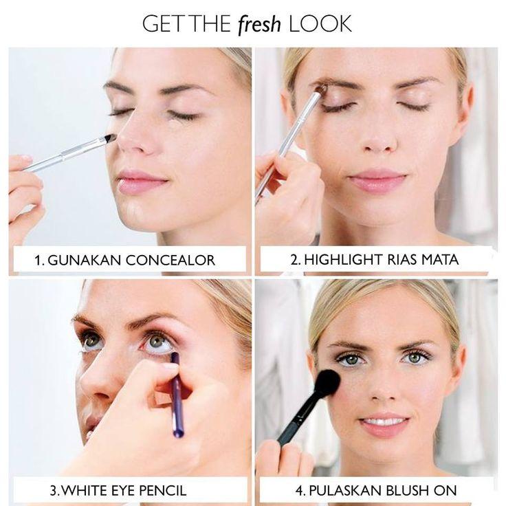 #Tips #MakeUp . TIDAK menor