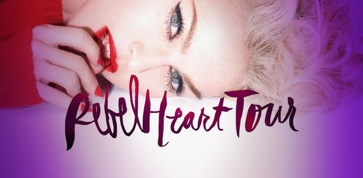 Madonna talks Rebel Heart Tour and praises Amy Schumer |  Madonnarama