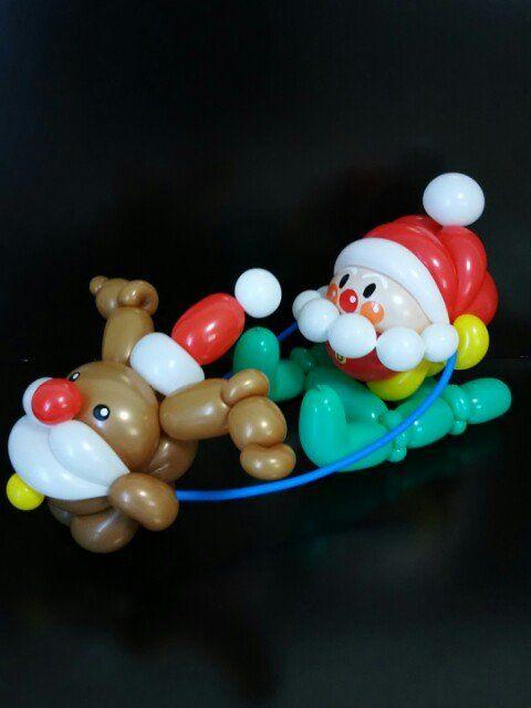 バルーンアートの作り方!簡単かわいい【クリスマス・サンタクロース】