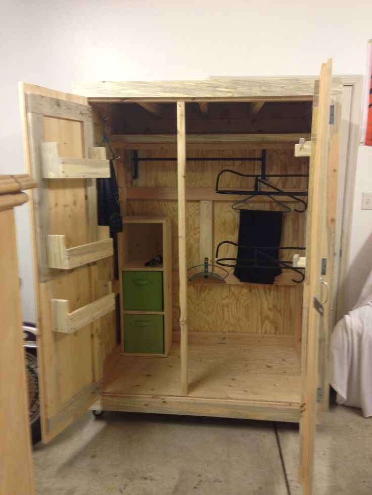 17 best images about horses for Tack cabinet plans