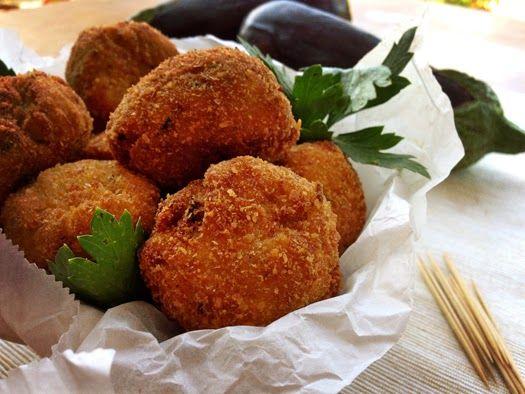 Padlizsán fasírt, ami nem falafel