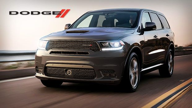2018 Dodge Durango Spacious Midsize Family Suv With Hemi V8