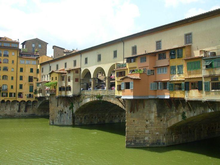 Firenze,  brug in Florence