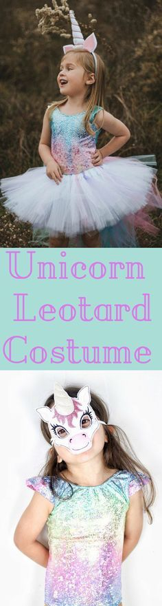 Girls leotard- unicorn leotard- dance outfit- dance leo- baby- toddler- girls- bodysuit- baby girl dancewear -dance costume- unicorn costume #unicorn #etsy #affiliate