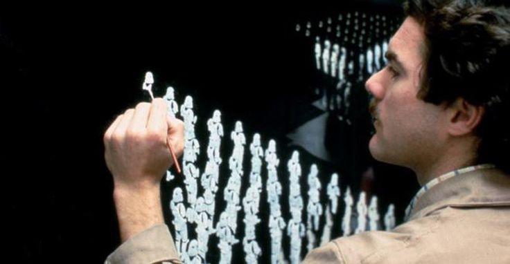 Τα Ειδικά Εφέ Στην Αρχική Τριλογία του «Star Wars» Είναι Ζωγραφιές | VICE | Greece