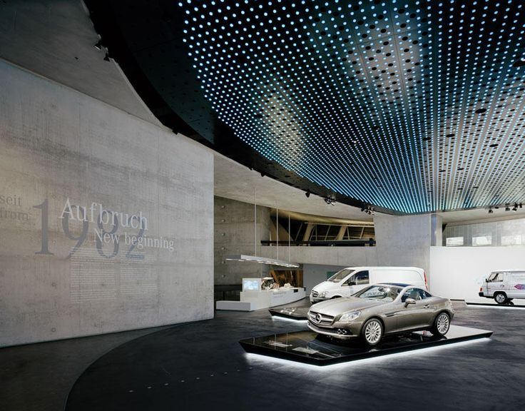 24 best images about museum mercedes benz museum on for Mercedes benz museum