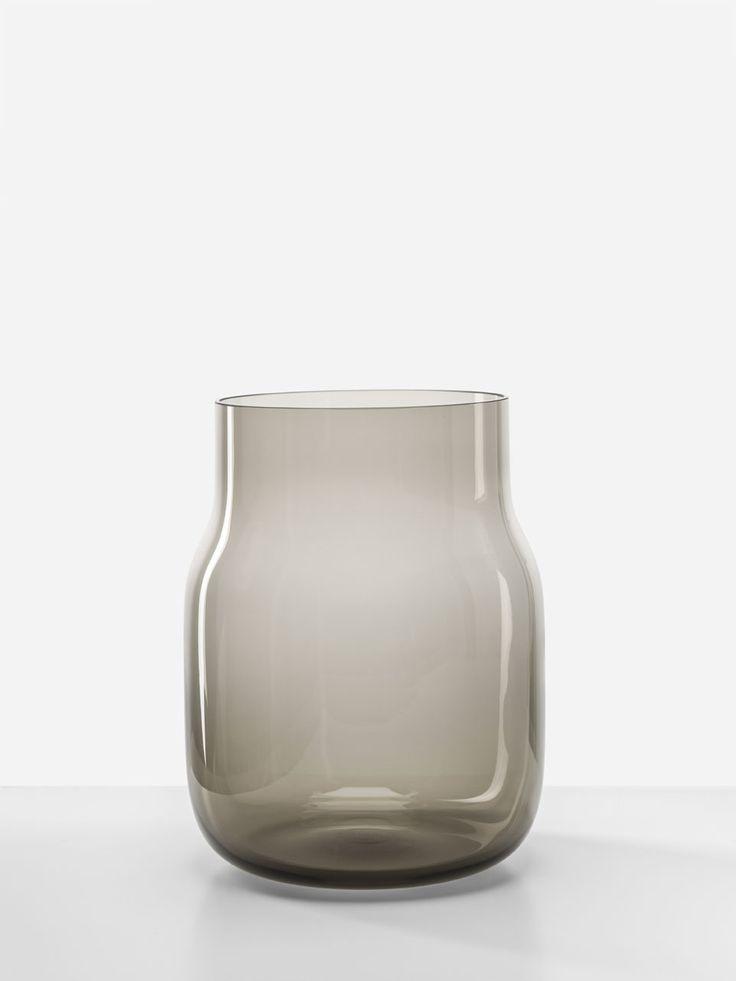 Base Vase Smoky 230 x 185 mm