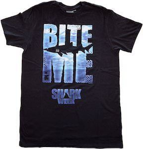 Shark Week Bite Me T-Shirt