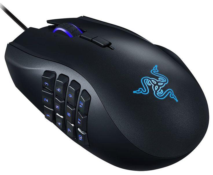 Razer unveils new Naga Chroma MMO gaming mouse - http://vr-zone.com/articles/razer-unveils-new-naga-chroma-mmo-gaming-mouse/101356.html