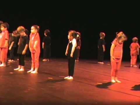 le ballet des tout petits! - YouTube