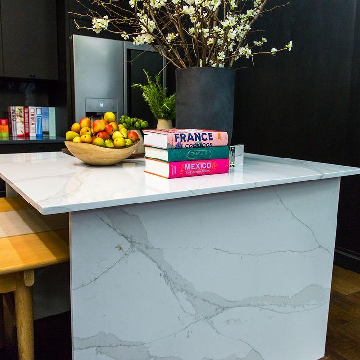 Calacatta Quartz Kitchens: 256 Best Kitchen Silestone By Cosentino Images On Pinterest
