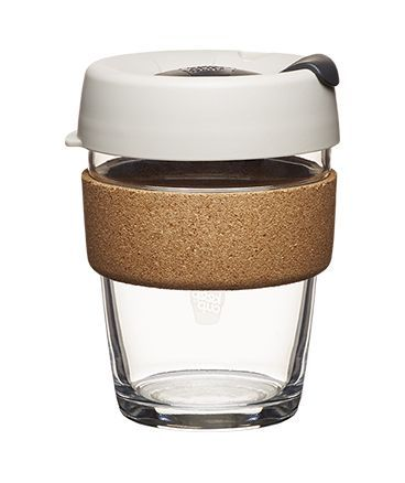 Add a touch of class to your take-away with the new Brew series from KeepCup. #coffee #cup #barista