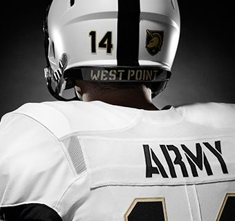 2015 Army West Point uniforms by Nike - Football