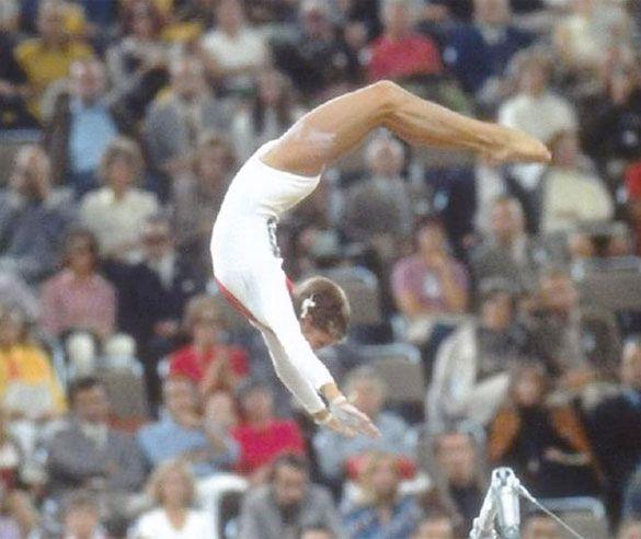 Η Εξωπραγματική εμφάνιση της Olga Korbut στους Ολυμπιακούς αγώνες του 1972 (Video)