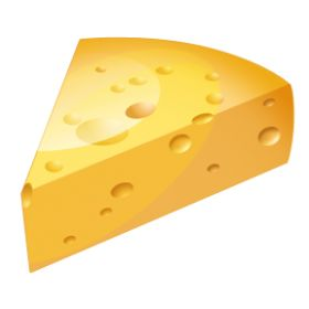 Cheese PNG image
