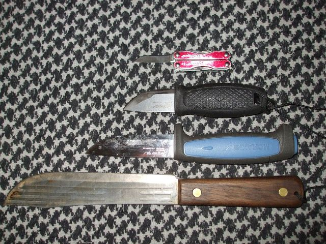 I have often looked at the various neck knives out there and wondered if they would be useful or just a little too gimmicky.  So when Mor...