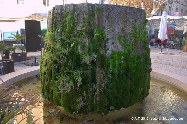 Aix en Provence et ses fontaines....