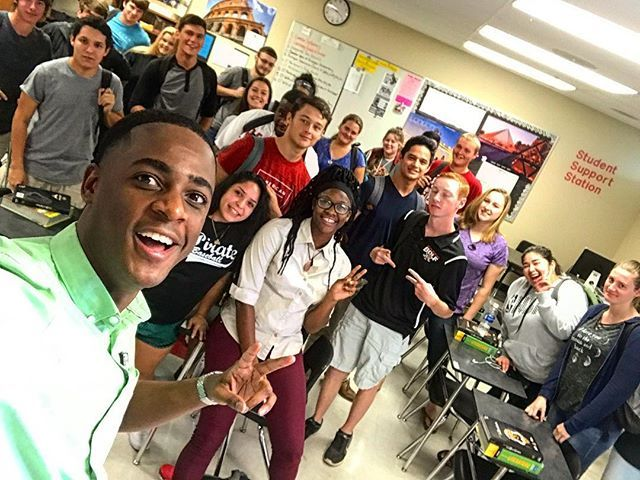 The best part of my job is having the opportunity to go out and speak to students. Special thanks to my High School English teacher for the opportunity! #pasco #giveback #givebackpasco #sellingdadecity #almamater #pascohigh #englishclass #realestate #realtor #community #realtorsherm #realtorlife #sm3 #localrealtors - posted by Sherman Milton III https://www.instagram.com/smilton3rd - See more Real Estate photos from Local Realtors at https://LocalRealtors.com