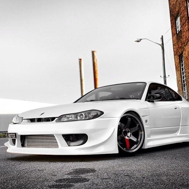 Nissan Silvia S15...