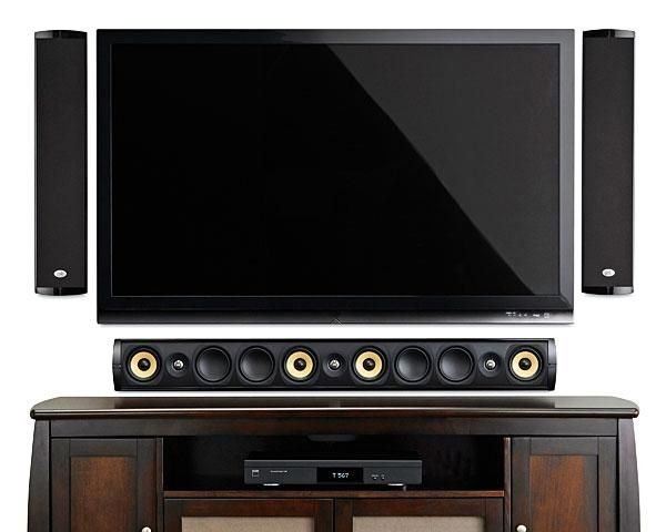 38 best images about home media room and audio visual components on pinterest fireplaces for Best soundbar for large living room