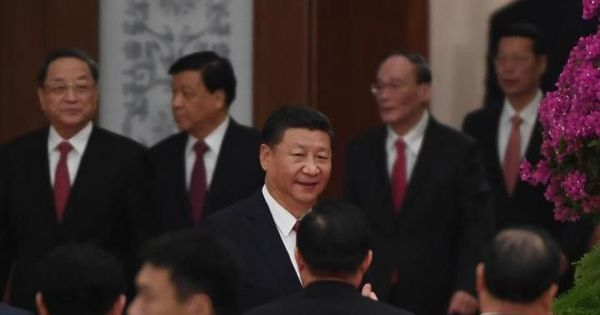 Why The Rest Of Asia Is Worried About China's Big Communist Confab  ||  The 19th ruling party congress in China this month should set direction on foreign policy affecting much of Asia and increase Beijing's economic clout across the continent. https://www.forbes.com/sites/ralphjennings/2017/10/04/why-the-rest-of-asia-is-worried-about-chinas-big-communist-confab/?utm_campaign=crowdfire&utm_content=crowdfire&utm_medium=social&utm_source=pinterest
