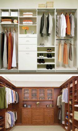 Closets by design custom closets closet organizers for Closet world garage