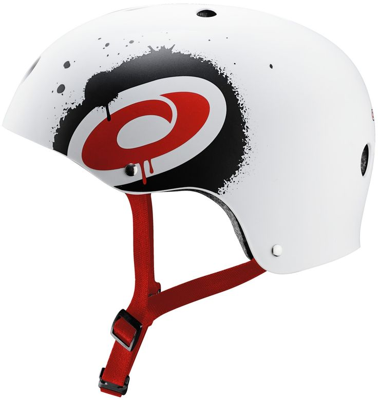 De Osprey helm beschermt je niet alleen bij het skiÌÇn maar ook bij het skateboarden, waveboarden en inline skaten. De helm heeft een aerodynamische ventilatie design met aan de binnenzijde een comfortabele voering voor een prettig draagcomfort. De sluiting is verstelbaar. De witte Osprey helm maat M is geschikt voor hoofdomvang 58-60 cm.   Afmeting: volgt later.. - Helm Osprey wit