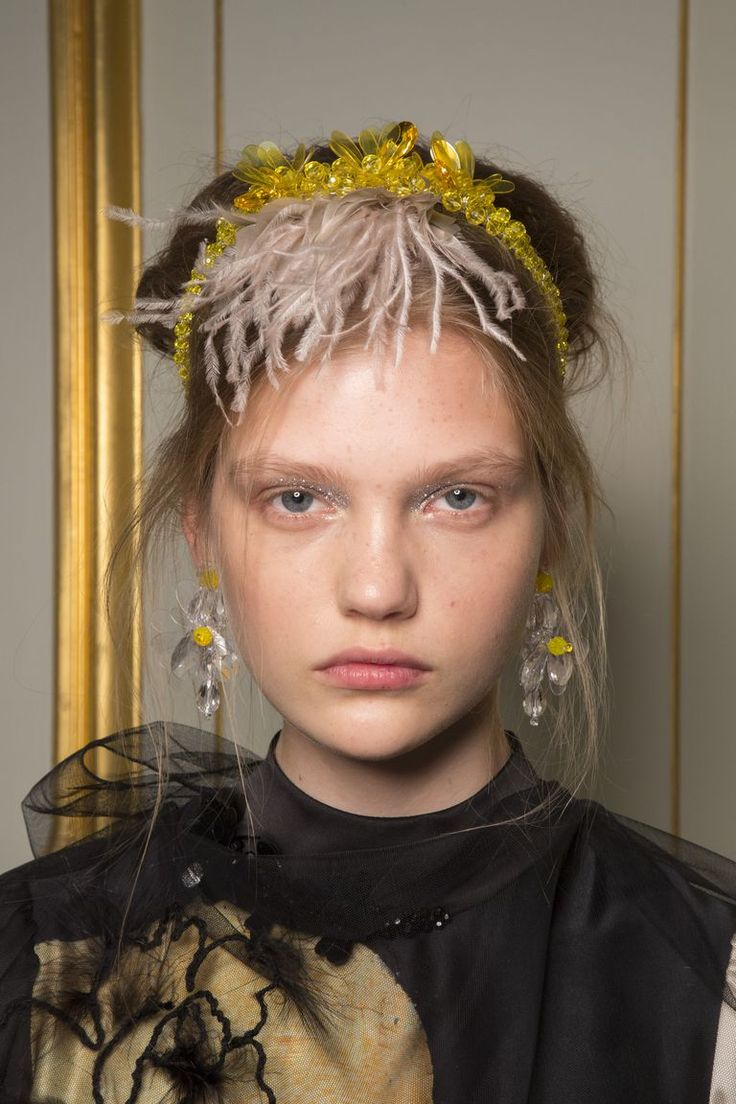 The Best Backstage Hair Looks From Fashion Week SS19