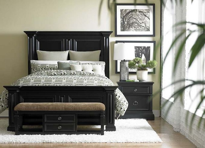 Bedroom Set Havertys