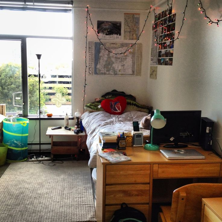 portland state university dorm