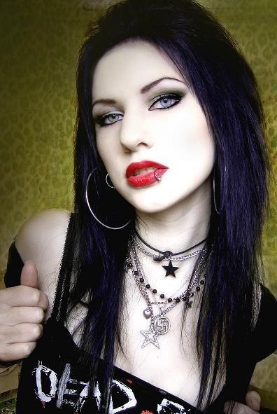 Rocker / #Goth girl