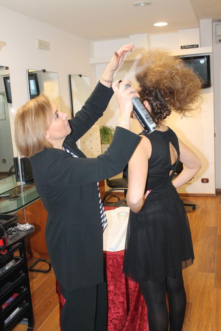 capelli #cdj #degradejoelle #tagliopuntearia #degradé #welovecdj #igers #naturalshades #hair #hairstyle #haircolour #haircut #fashion #longhair #style #hairfashion #giuseppetedescoparrucchieri #bari #palese