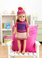 Make doll clothes with part one of our new three-part series