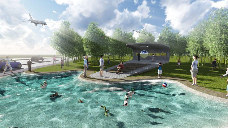 temiz futfol anıtı mimari proje yarışması