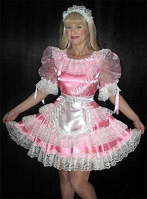 Are apron domination dressing female maid sissy that necessary