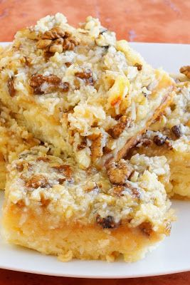 Bar Recipes Using Butter Pecan Cake Mix