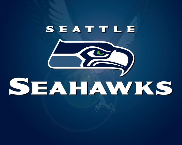 seattle seahawks pictures logo | Seattle Seahawks Name And Logo Wallpaper 1280×1024 - NFL Wallpapers