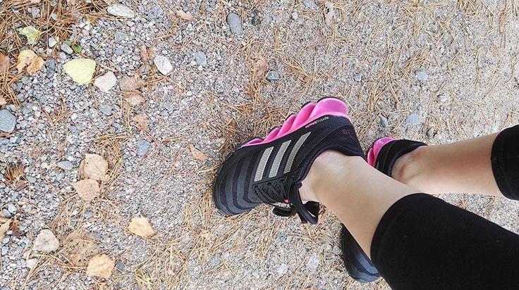 Adidas Springblade - My shoes