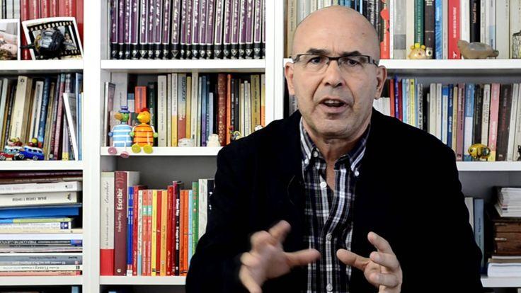 Curso de Escritura Creativa, con Enrique Páez - Programa: Desbloquea tu escritura (tema 8)