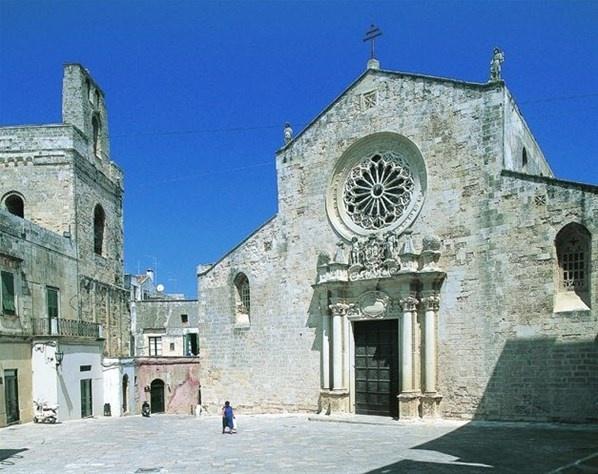 La cattedrale di Otranto