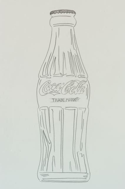 pencil drawing coke bottle - Buscar con Google | Dibujo ...