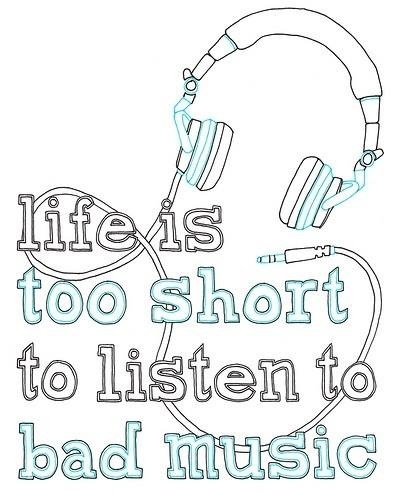 Music Quote that is so true!